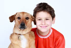 Hund & Barn